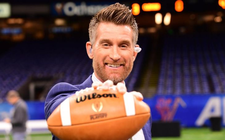 Marty Smith Net Worth - Ever Wondered How Rich the ESPN Journalist is?